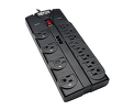 Tripp Lite Surge Protector 120V 12-Outlet 8' Power Strip, TLP1208TEL
