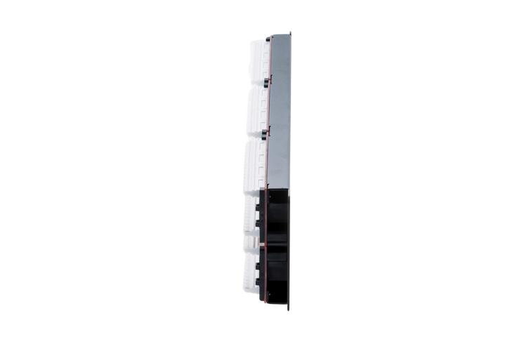 Networx 48 Port CAT5e Rack Mount Patch Panel - 2U