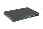 Cisco Catalyst 3560V2 PoE 24 Port Switch, WS-C3560V2-24PS-S