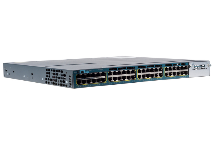 Cisco Catalyst 3560-X Series 48 Port Switch WS-C3560X-48PF-L