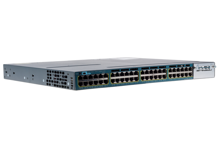 Cisco Catalyst 3560-X Series 48 Port Switch WS-C3560X-48PF-S NEW