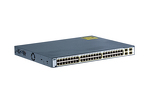 Cisco 3750 Series 48 Port Stackable PoE Switch, WS-C3750-48PS-S