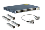 Cisco 3750 Series 48 Port PoE Deployment Pack, WS-C3750-48-PS-S