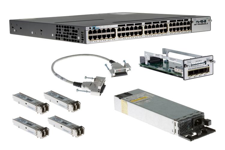 Cisco 3750-X Series Switches | 12 Port | 24 Port | 48 Port