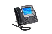 Cisco 7975G Eight Line Color Display Unified IP Phone, CP-7975G