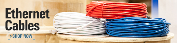 Cat5e, Cat6, and Cat6a Ethernet Cables